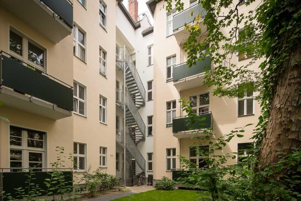 Stilvoll Sanieren Brandschutz - Berlin