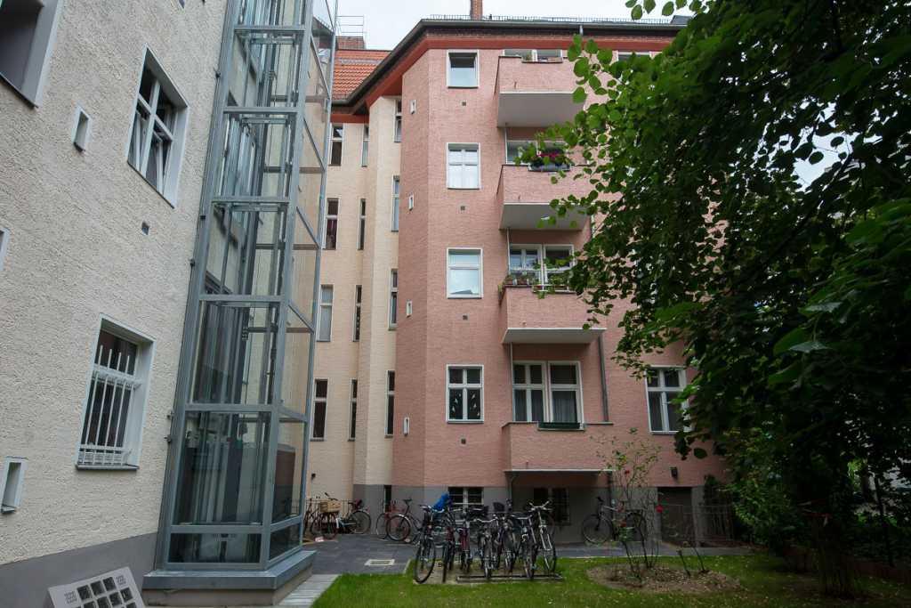 Stilvoll Sanieren - Aufzug Berlin