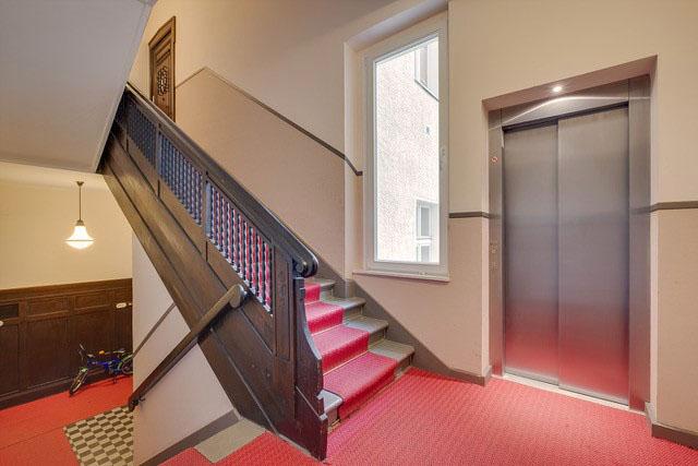 Stilvoll Sanieren - Treppenhaus Berlin