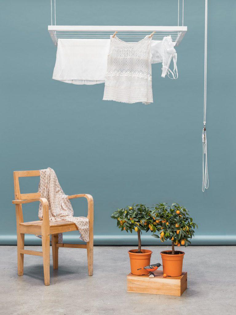 Hangbird - Wäscheständer für kleine Räume