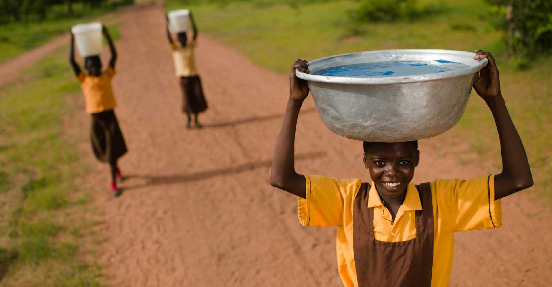 Plan International - Ghana Trinkwasser