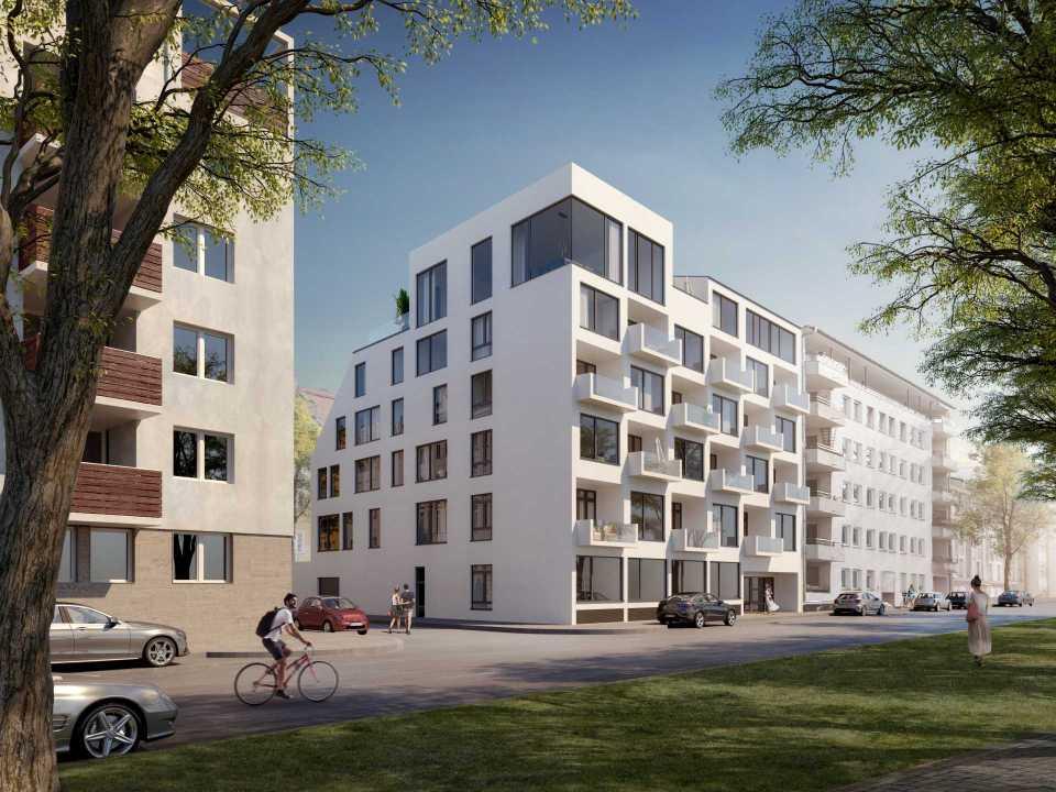 Development München Zeppelinstraße Riverside51